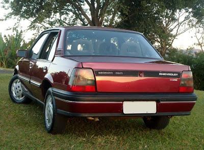 Chevrolet Monza 1987 foto - 2