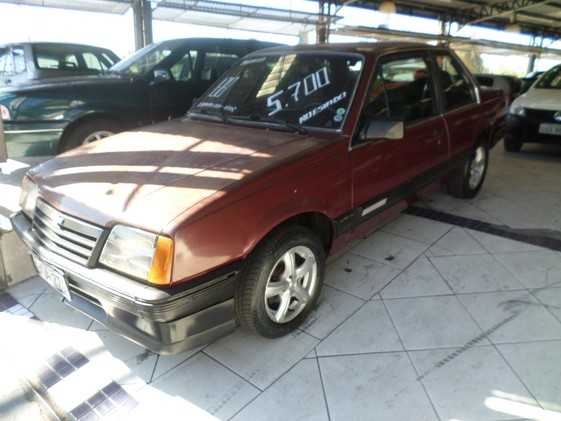 Chevrolet Monza 1988 foto - 5