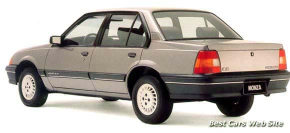 Chevrolet Monza 1991 foto - 3