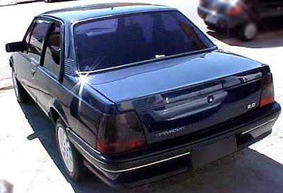 Chevrolet Monza 1992 foto - 2