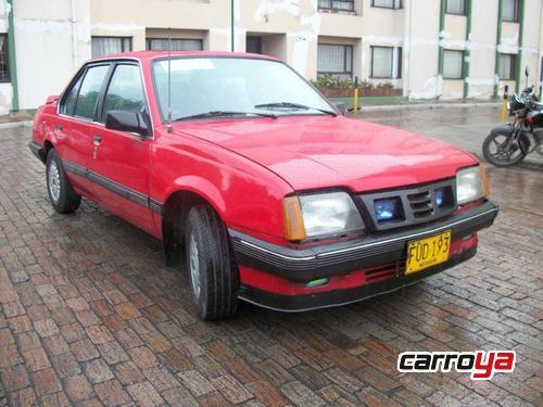 Chevrolet Monza 1992 foto - 3
