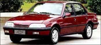 Chevrolet Monza 1993 foto - 3