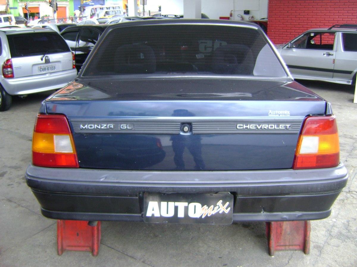 Chevrolet Monza 1995 foto - 2