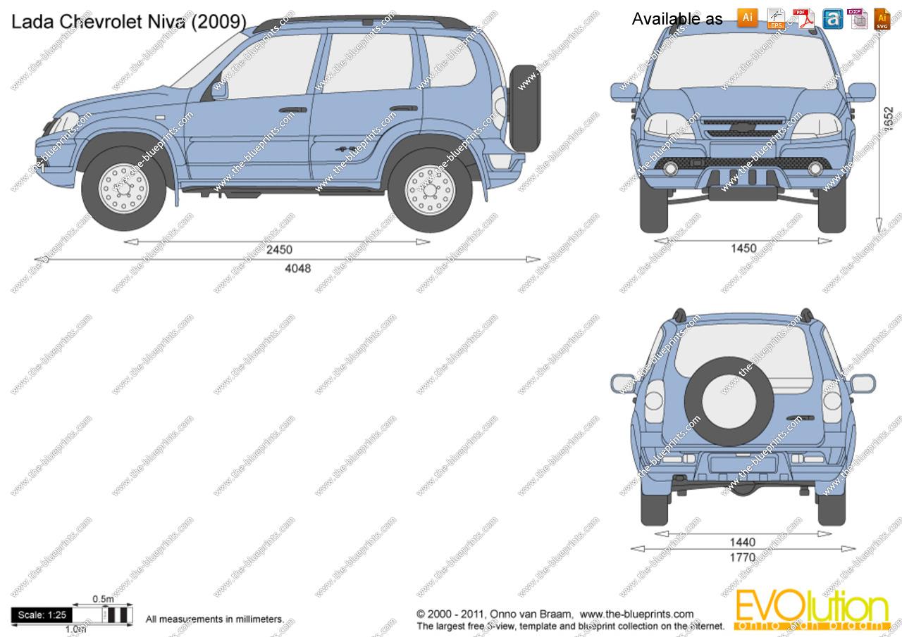 Chevrolet Niva 2005 foto - 2