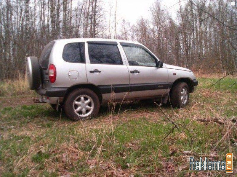 Chevrolet Niva 2005 foto - 3