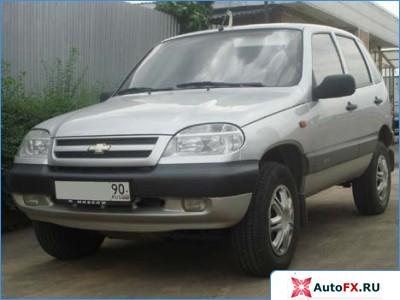 Chevrolet Niva 2005 foto - 4