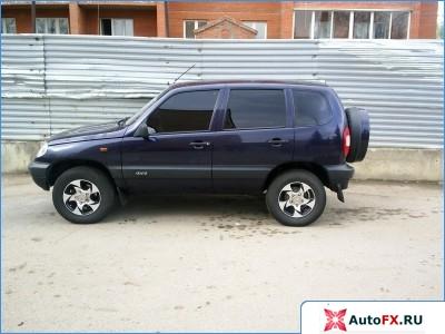 Chevrolet Niva 2005 foto - 5