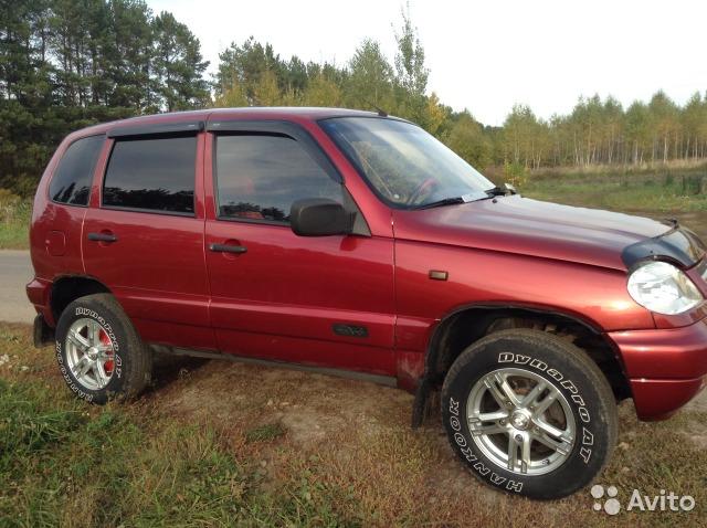 Chevrolet Niva 2006 foto - 3