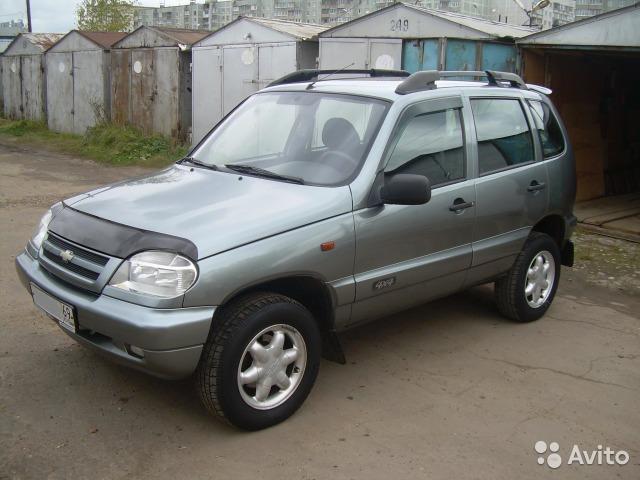 Chevrolet Niva 2006 foto - 4