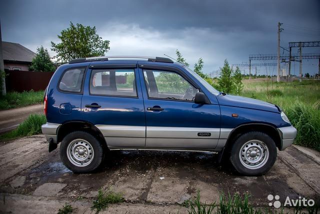 Chevrolet Niva 2006 foto - 5
