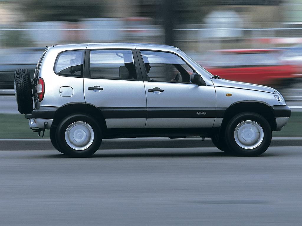 Chevrolet Niva 2007 foto - 1