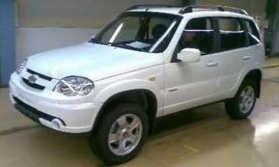 Chevrolet Niva 2007 foto - 3