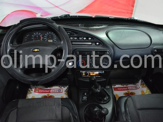 Chevrolet Niva 2007 foto - 5