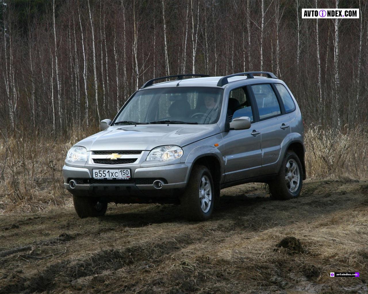 Chevrolet Niva 2009 foto - 2