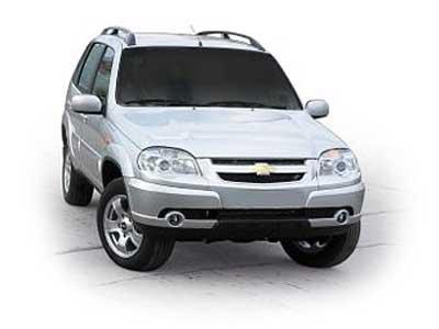 Chevrolet Niva 2009 foto - 3