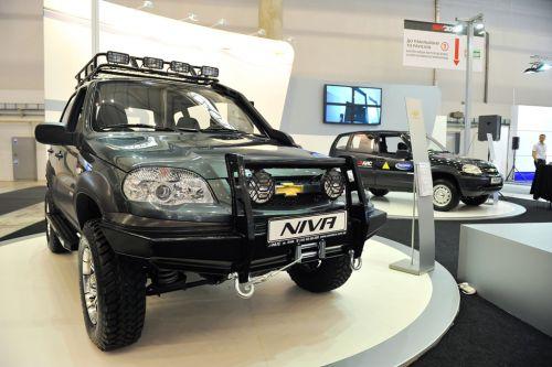 Chevrolet Niva 2012 foto - 3