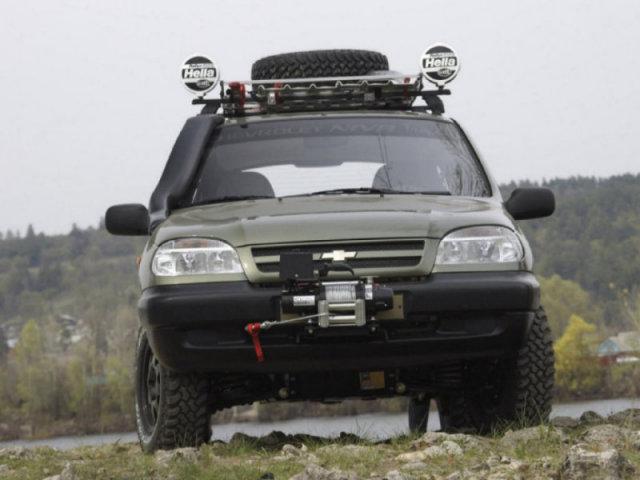 Chevrolet Niva 2013 foto - 3