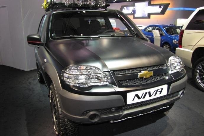 Chevrolet Niva 2014 foto - 3