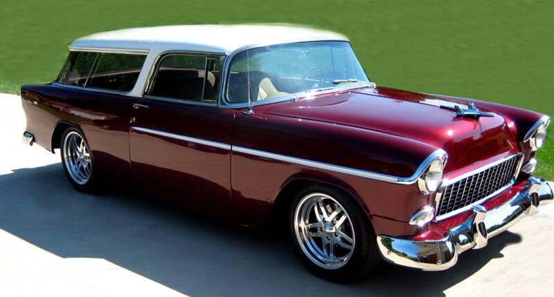 Chevrolet Nomad 1955 foto - 1