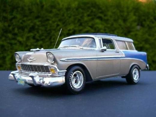 Chevrolet Nomad 1956 foto - 2
