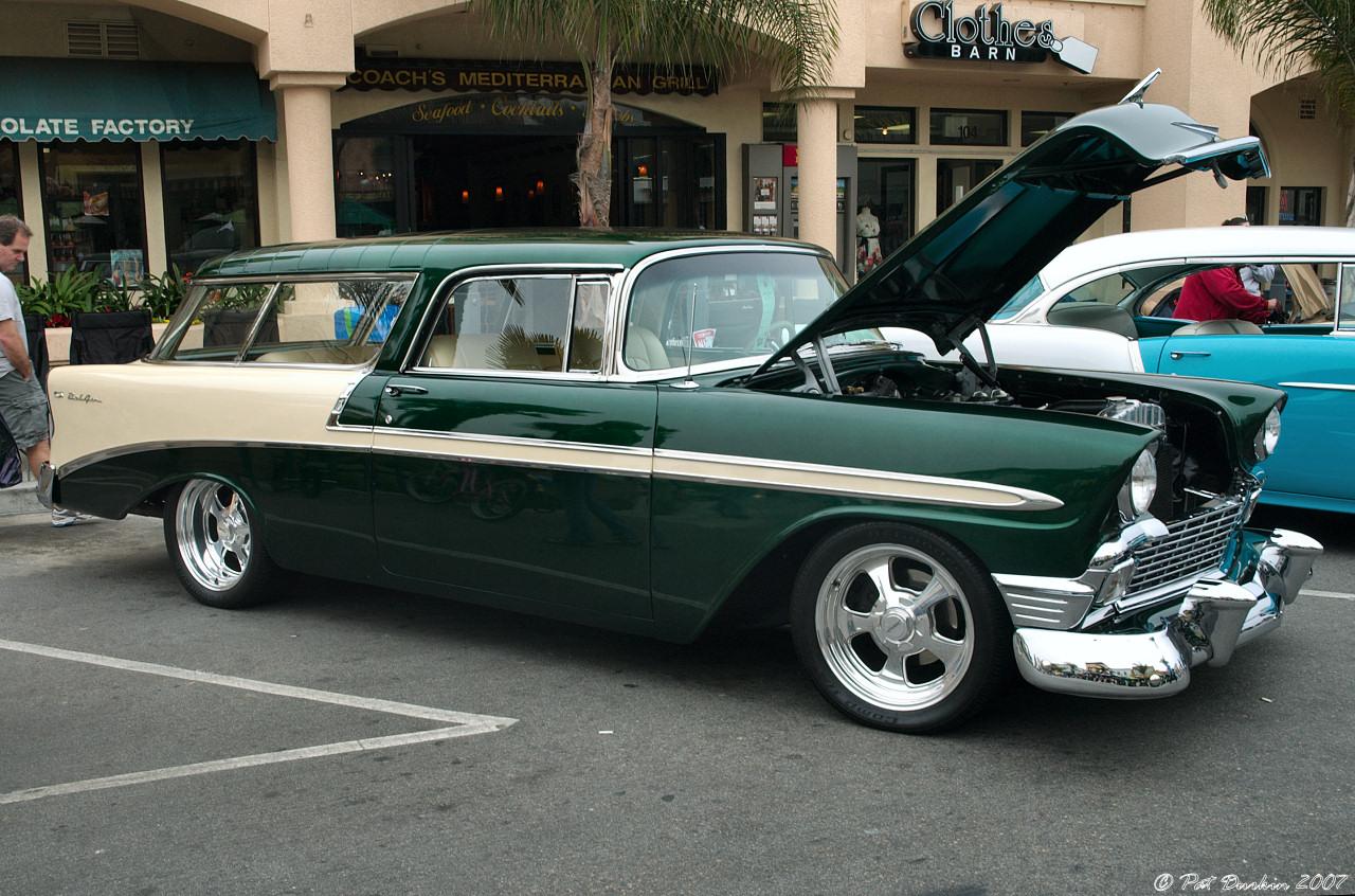 Chevrolet Nomad 1956 foto - 5