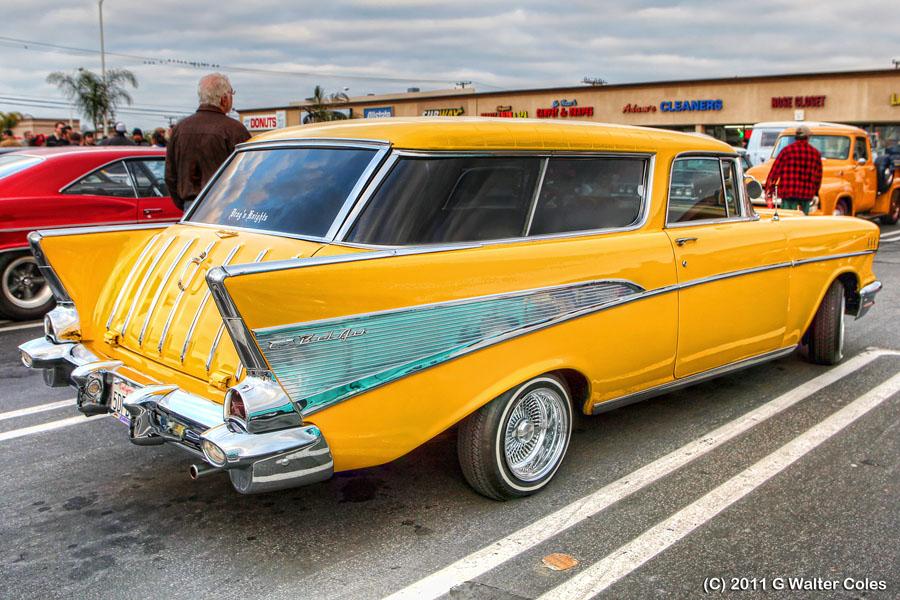 Chevrolet Nomad 1957 foto - 5