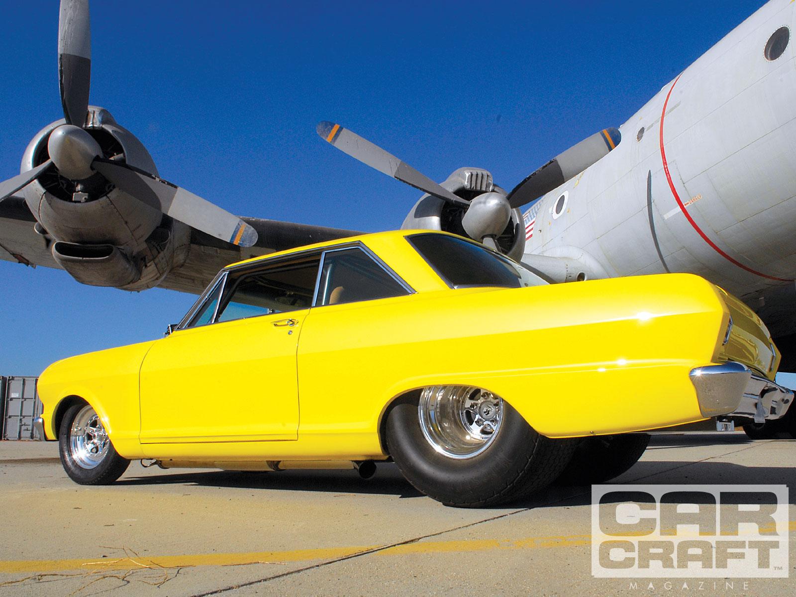 Chevrolet Nova 1962 foto - 1