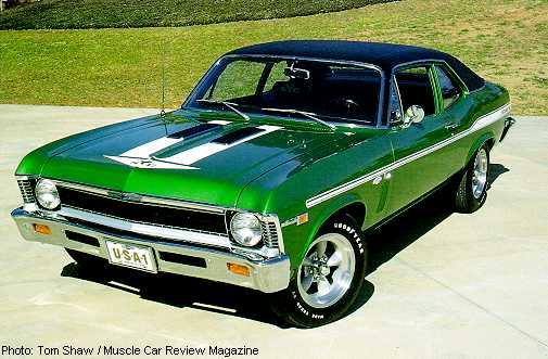 Chevrolet Nova 1962 foto - 2