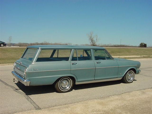 Chevrolet Nova 1962 foto - 4
