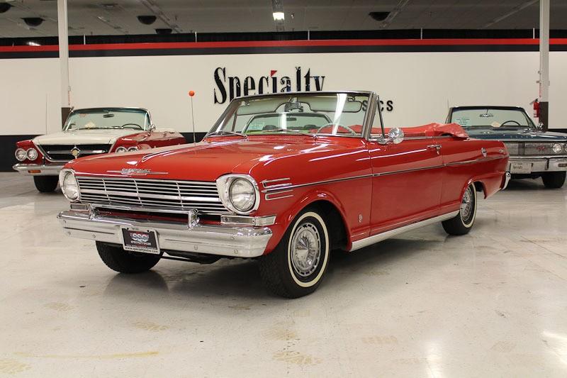 Chevrolet Nova 1962 foto - 5