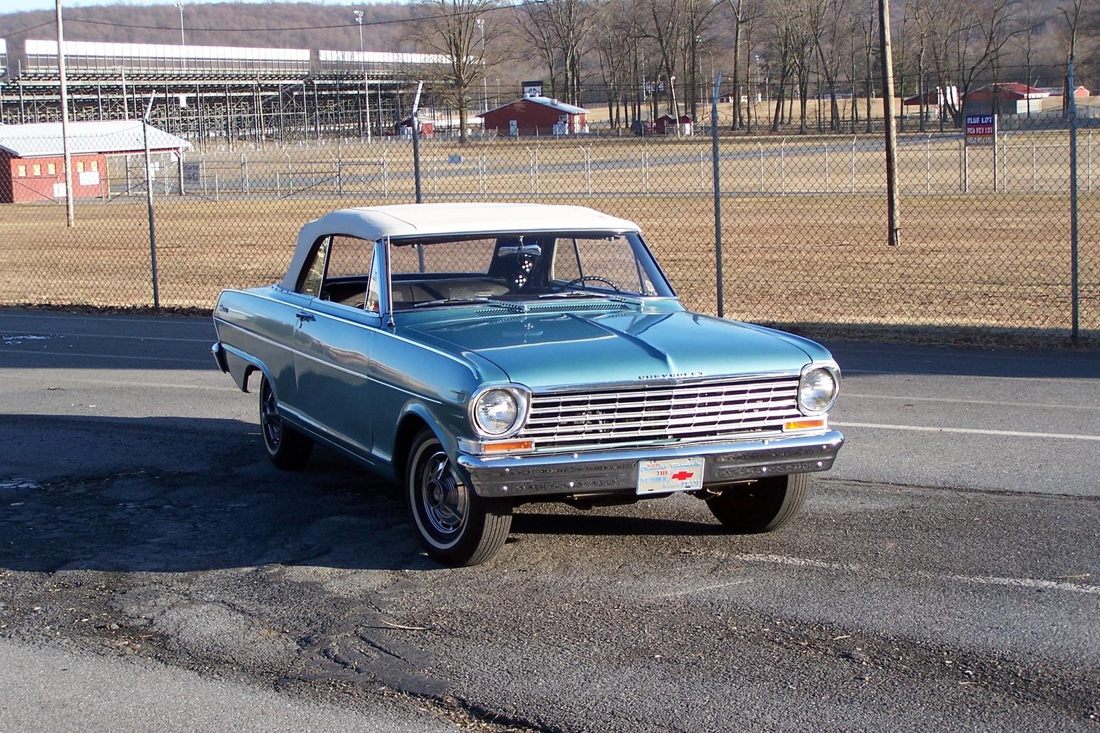 Chevrolet Nova 1963 foto - 2