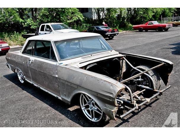Chevrolet Nova 1963 foto - 3