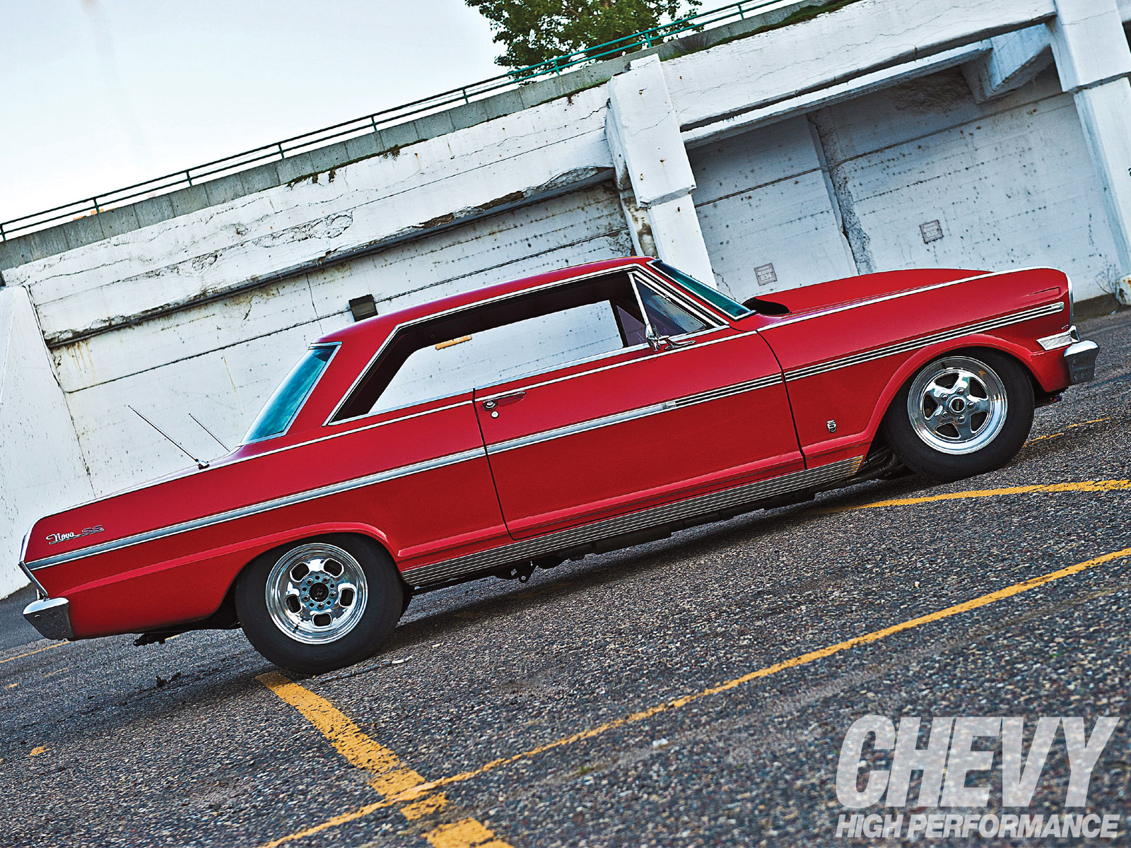 Chevrolet Nova 1963 foto - 4