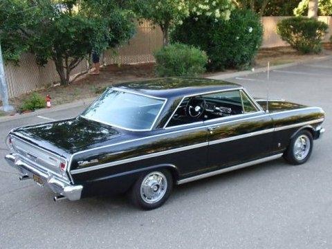 Chevrolet Nova 1964 foto - 1