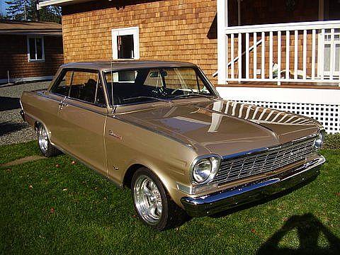 Chevrolet Nova 1964 foto - 3