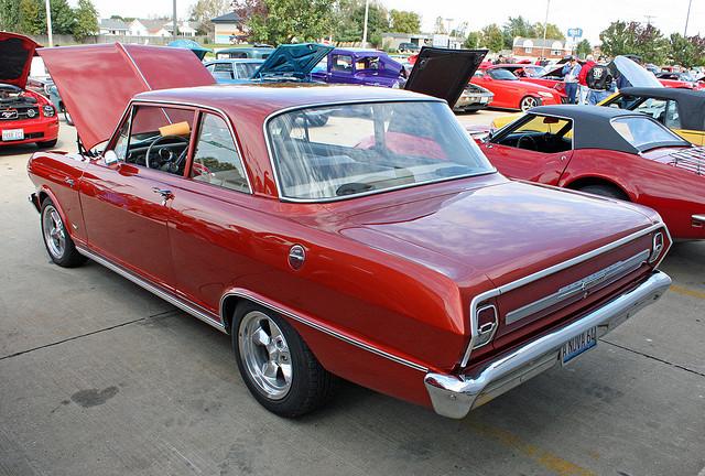 Chevrolet Nova 1964 foto - 5