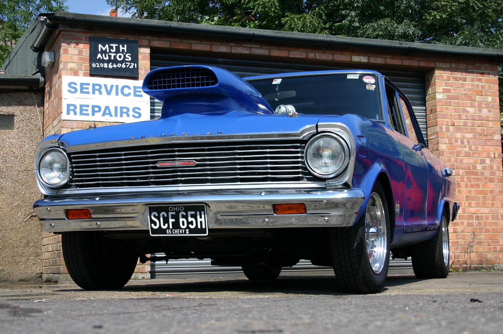 Chevrolet Nova 1965 foto - 1