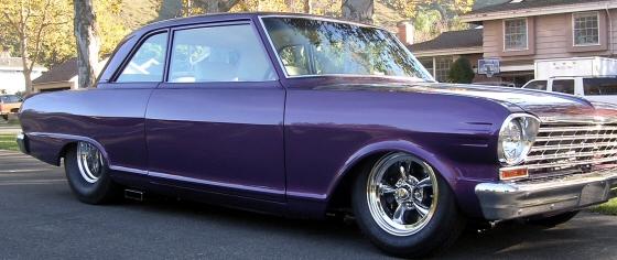 Chevrolet Nova 1965 foto - 3
