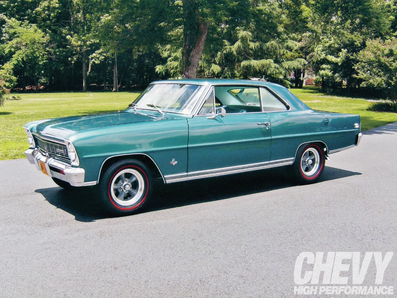 Chevrolet Nova 1966 foto - 1