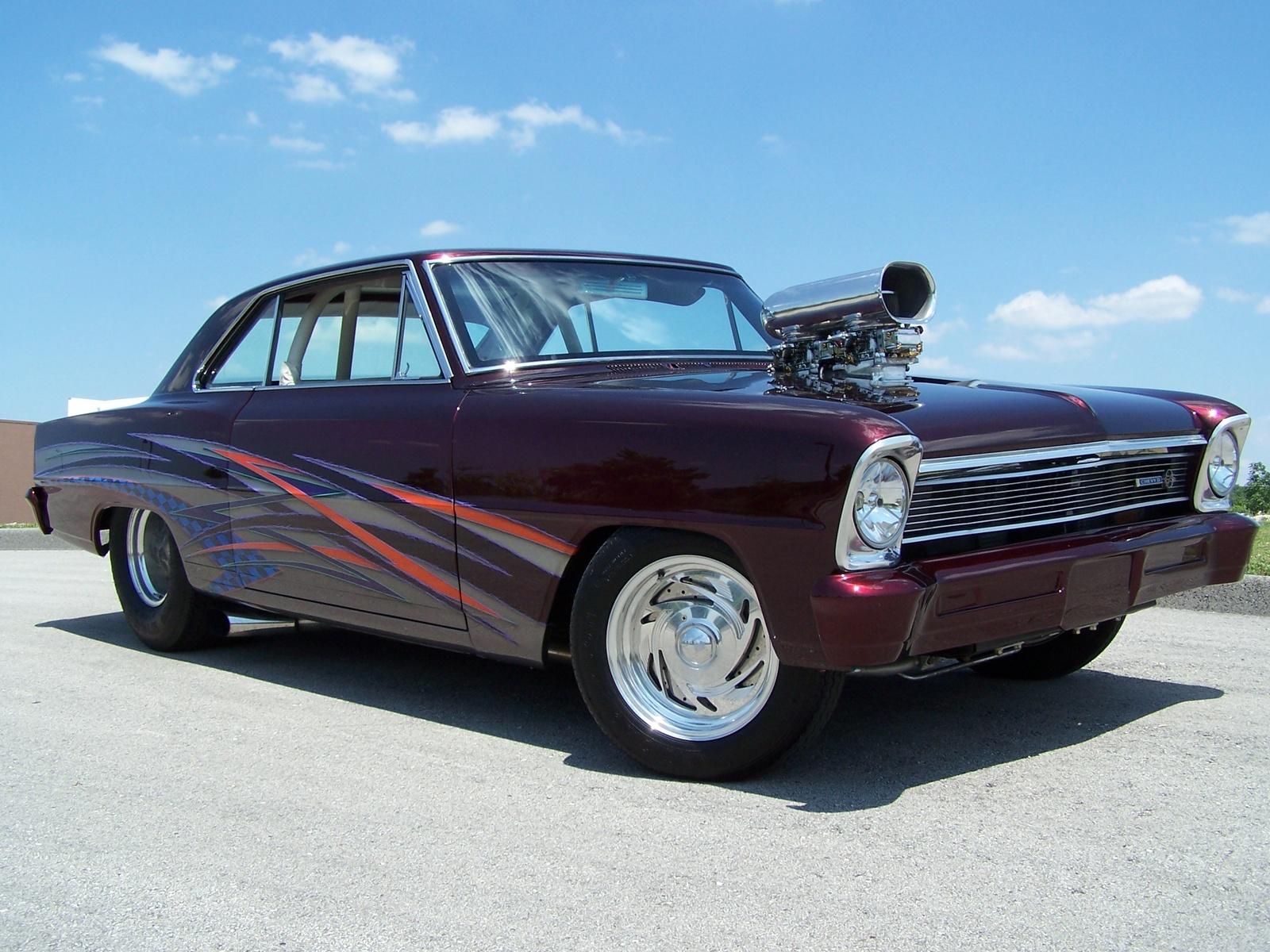 Chevrolet Nova 1966 foto - 2