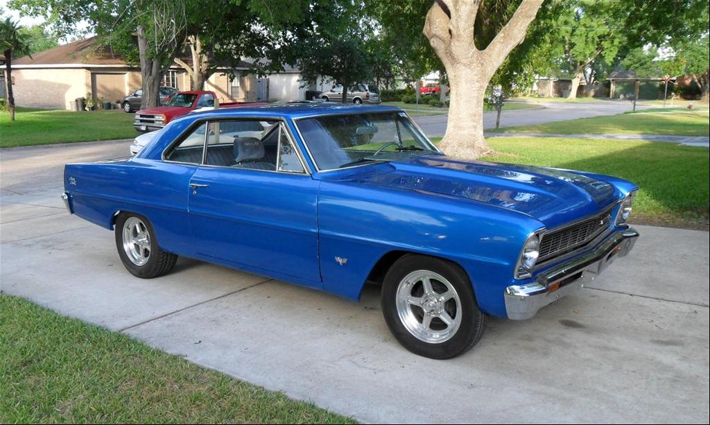 Chevrolet Nova 1966 foto - 4