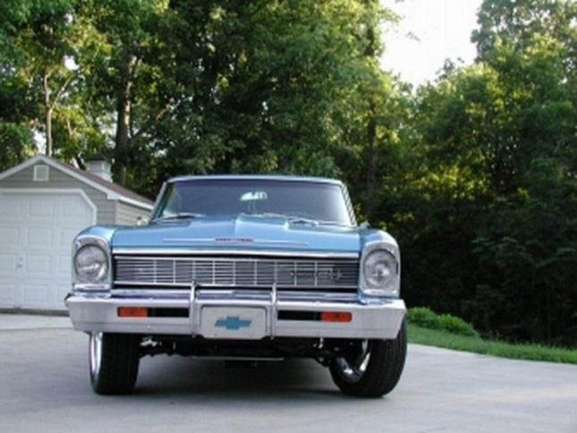 Chevrolet Nova 1966 foto - 5
