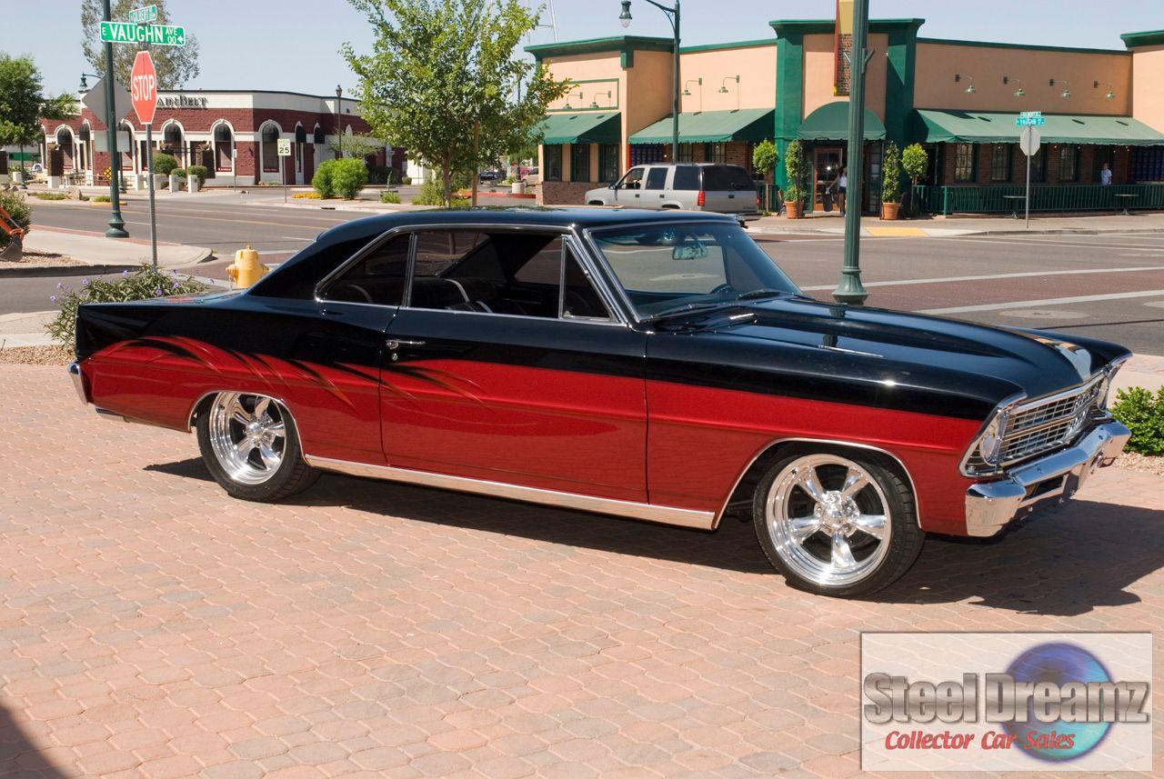 Chevrolet Nova 1967 foto - 1