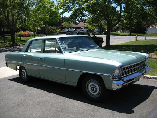Chevrolet Nova 1967 foto - 3