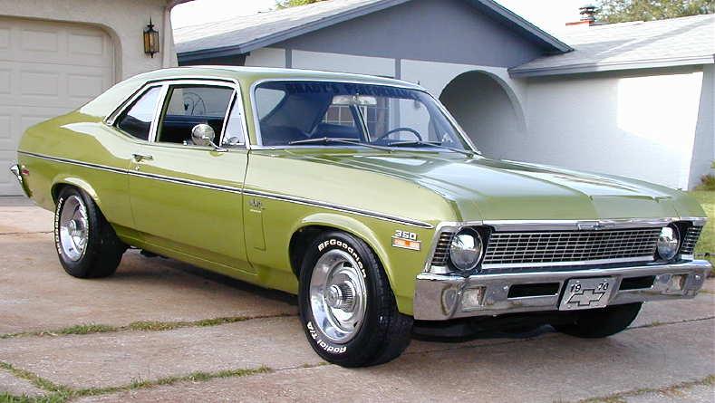 Chevrolet Nova 1967 foto - 4
