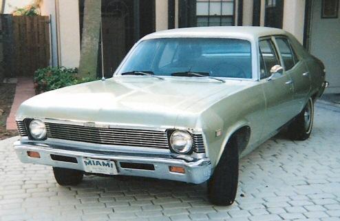 Chevrolet Nova 1968 foto - 1