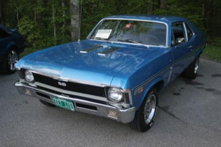 Chevrolet Nova 1968 foto - 2