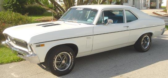 Chevrolet Nova 1968 foto - 3
