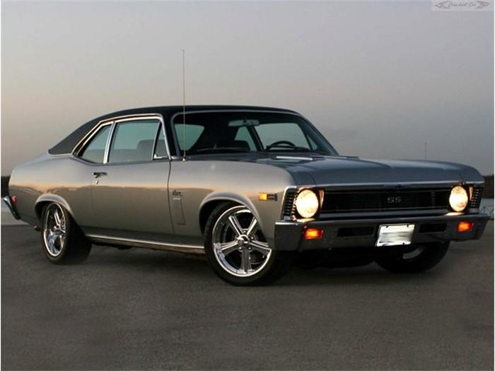 Chevrolet Nova 1969 foto - 1