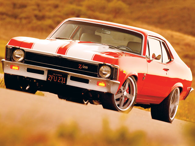 Chevrolet Nova 1969 foto - 2